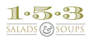 1+5+3 Salad & Soups logo