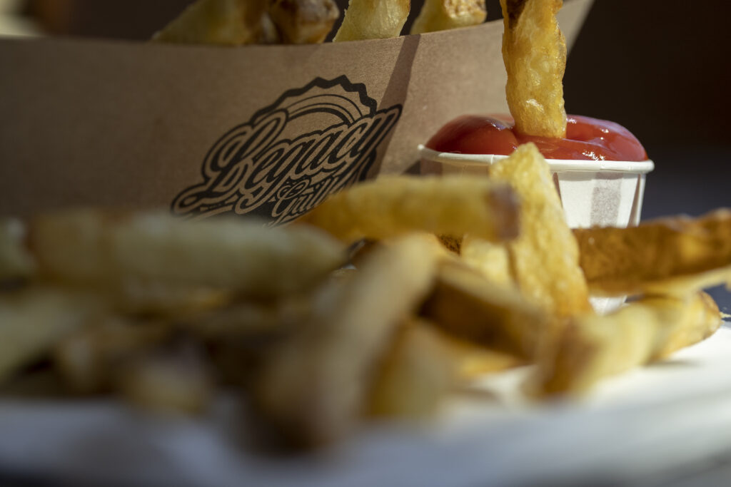 French fries from Legacy Grill
